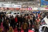 Messe Autoshow im Messezentrum Wien Foto: Reed Exhibitions Wien