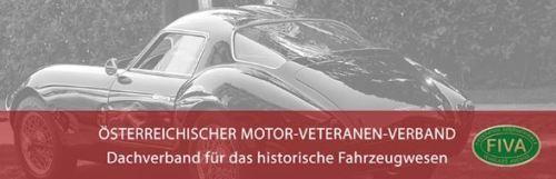 ÖMVV Banner mit FIVA