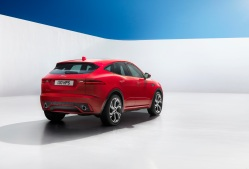 Jaguar E-PACE R_Dynamic red back_side_right