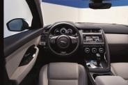 Jaguar E-PACE SE interior driver
