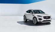 Jaguar E-PACE SE white front_side_right
