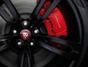 Jaguar XJR575 - Hochleistungs Bremsanlage