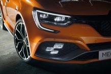RS VISION HEADLAMPS SWITCHED ON