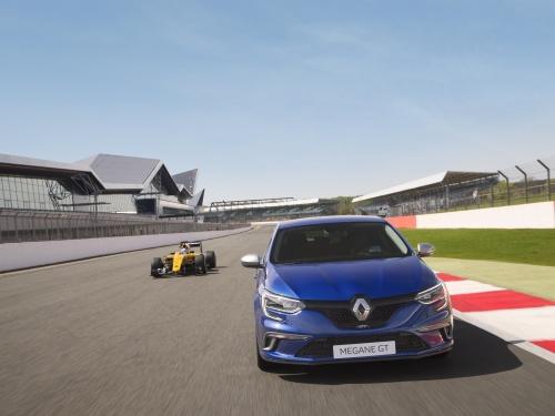 Renault Trackdays 2017
