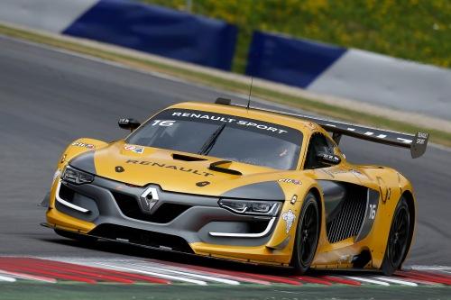 Renault Sport Trackdays 2017