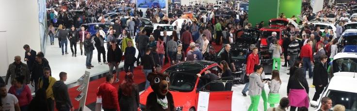 Auto-Messen Übersicht 2018