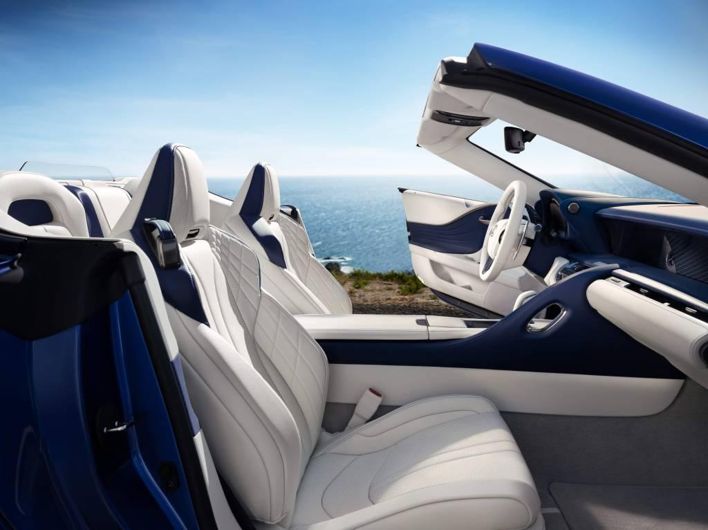 Lexus LC Cabriolet