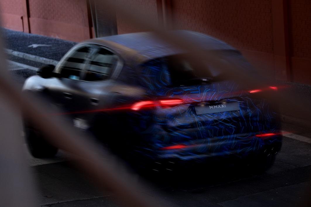 Maserati SUV Grecale