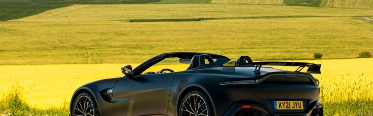 Aston Martin Vantage F1@Edition